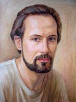 Портреты мужчин маслом на холсте и