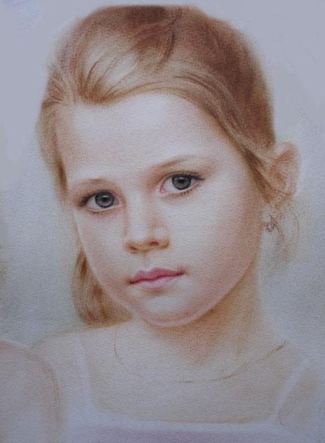 Как сделать красивые портрет 29